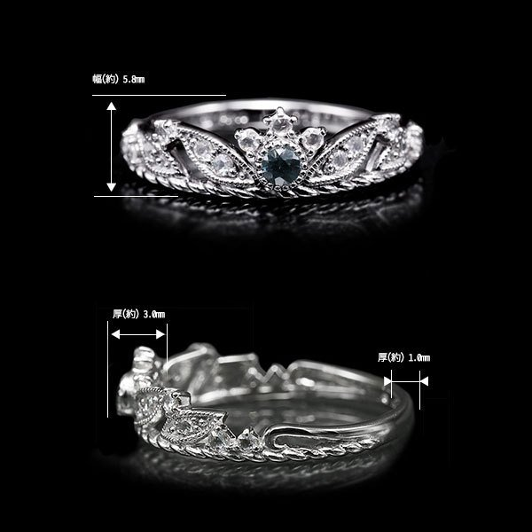 リング 指輪 限定1本 PT900 ベキリー産カラーチェンジガーネットローズカットダイヤモンド リング  #11 誕生石1月4月 サイズ変更承ります|benebene|07