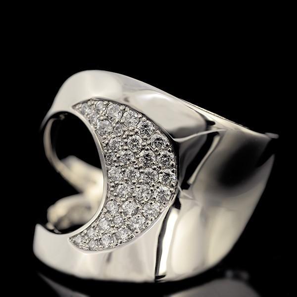 リング 指輪 レディース カズハ ダイヤモンド リング KAZUHA Diamond ring MYTHOS series 誕生石 4月 benebene 02