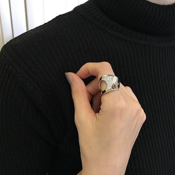 リング 指輪 レディース カズハ ダイヤモンド リング KAZUHA Diamond ring MYTHOS series 誕生石 4月 benebene 05