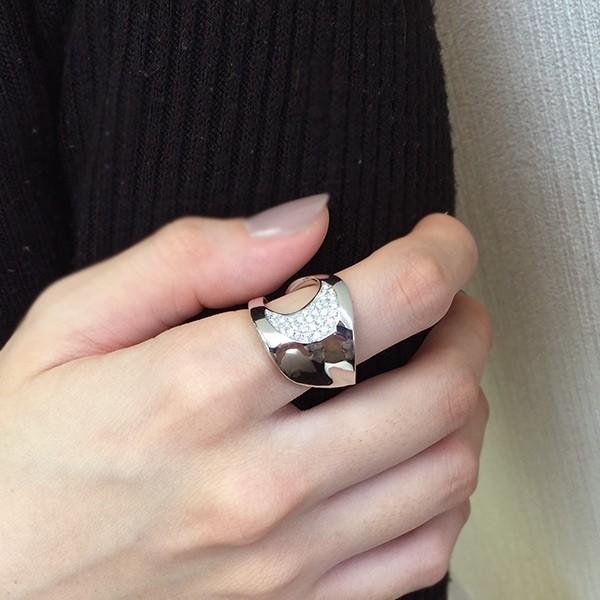 リング 指輪 レディース カズハ ダイヤモンド リング KAZUHA Diamond ring MYTHOS series 誕生石 4月 benebene 06