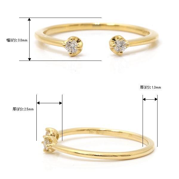 リング 指輪 レディース 誕生石 リング twinkle ☆ twinkle K10 K18対応 しゃれ ファッション 女性 記念日 ギフト プレゼント 誕生石|benebene|05