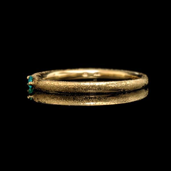 リング 指輪 レディース パライバトルマリン ペアシェイプ リング 誕生石 10月 |benebene|05
