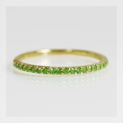 ファッションなデザイン リング 指輪 レディース リング デマントイドガーネット レディース 究極のストレートリング 誕生石 1月 1月, ワガグン:07b2655b --- airmodconsu.dominiotemporario.com