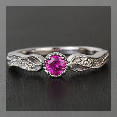 【逸品】 リング 指輪 レディース サンエンタープライズ社のピンクサファイア ダイヤモンドリング 誕生石 4月 9月 春色ピンク2020, 梅林堂 2cbaeb99