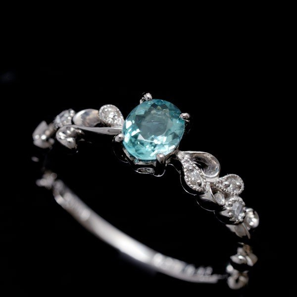 【おしゃれ】 リング 指輪 レディース PT900 0.31ctグランディディエライト ダイヤリング プラチナ900 11号 サイズ直し承ります 誕生石 4月, 猫ときんとき 9eb71d89