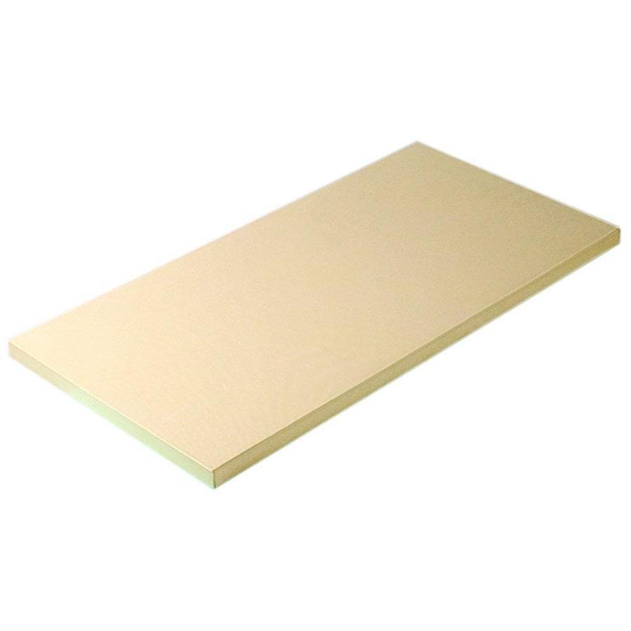 ヤマケン K型オールカラーまな板 ベージュ K3-20mm