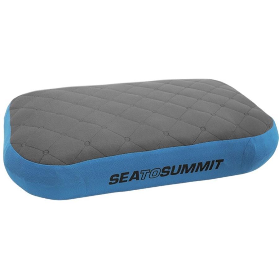 SEA TO SUMMIT(シートゥサミット) エアロプレミアムピロー デラックス ST81001 ブルー
