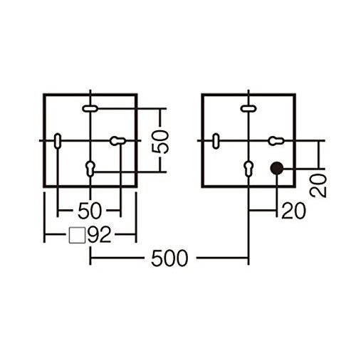 Panasonic LED ペンダント 吊下型 吹抜 50K L1200 LGB17185LB1