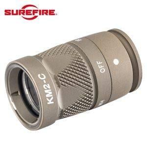(シュアファイア)SUREFIRE ヘッド KM2-C-TN M600シリーズ LED 6V 350L/120mW IRヘッド TAN