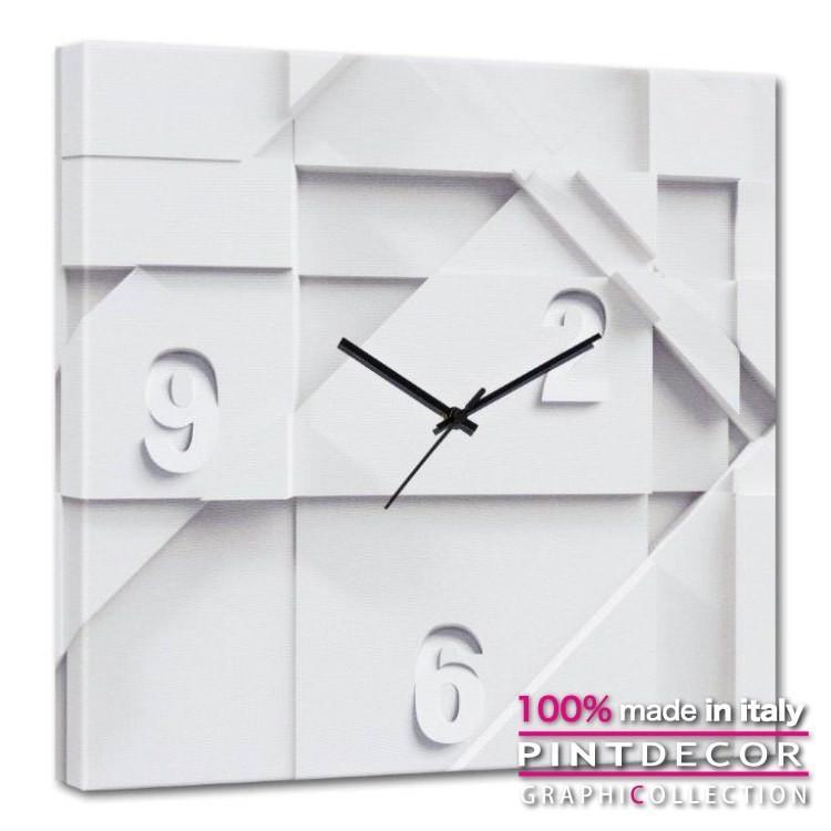 ウォールクロック クロック アート グラフィコレクション モダンアート イタリア直輸入 CARRARA G4606