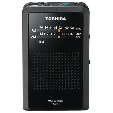 東芝 TY-APR4-K ブラック デジタルチューナーAM FMラジオ 売り出し 営業