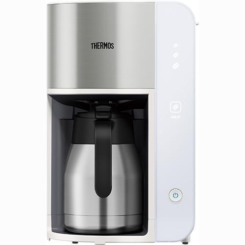 サーモス ECK-1000-WH スーパーセール期間限定 ホワイト 内祝い 真空断熱ポットコーヒーメーカー 1L