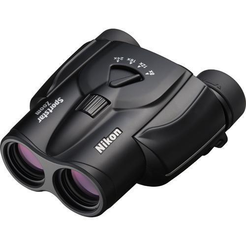 ニコン Sportstar Zoom ついに再販開始 8-24X25 ZOOM ブラック いよいよ人気ブランド