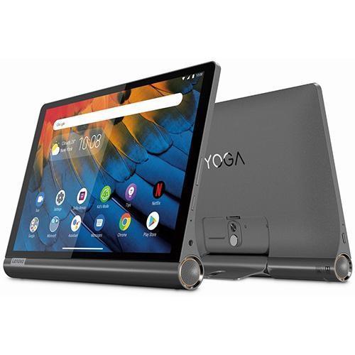 Lenovo 超激安 ZA3V0052JP アイアングレー Yoga Smart 買い取り Wi-Fiモデル Tab 64GB 10.1型