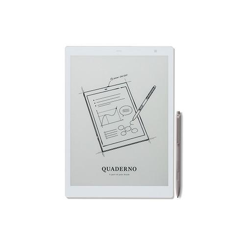 (訳ありセール 格安) 引き出物 富士通 FMVDP51 電子ペーパー クアデルノ QUADERNO A5 Gen.2
