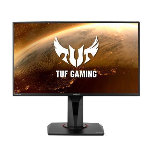 日本正規代理店品 売れ筋 ASUS VG259QR TUF Gaming ピボット対応 フルHDゲーミングディスプレイ 24.5型 165Hz