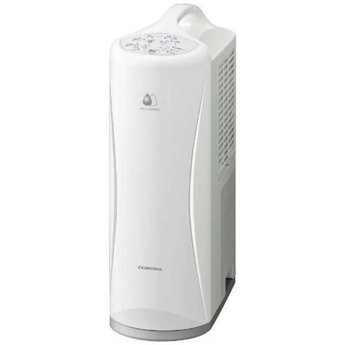 ご予約品 コロナ CD-S6321-W ホワイト コンプレッサー式衣類乾燥除湿機 鉄筋14畳 木造7畳 買物