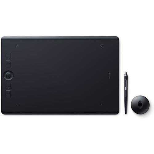 ワコム PTH-860/K0(ブラック) Intuos Pro ワイヤレス ペンタブレット Large