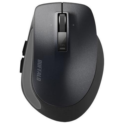 バッファロー Premium Fit Sサイズ BSMBB500SBK 再販ご予約限定送料無料 ブラック 『4年保証』 5ボタン ワイヤレスBlueLEDマウス Bluetooth接続