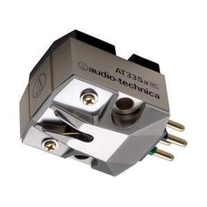 オーディオテクニカ AT33SA MC型 上品 デュアルムービングコイル 激安超特価 ステレオカートリッジ