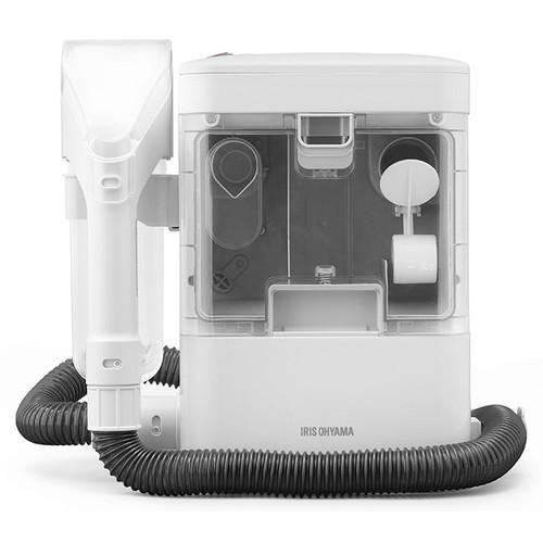 アイリスオーヤマ RNS-300-W リンサークリーナー スポット お歳暮 染み抜 掃除機 バキューム 4年保証 コンパクト