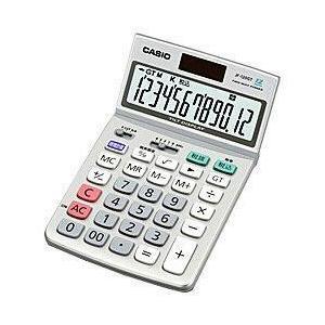 CASIO 人気ブレゼント! JF-120GT 12桁 卓上電卓 メーカー公式