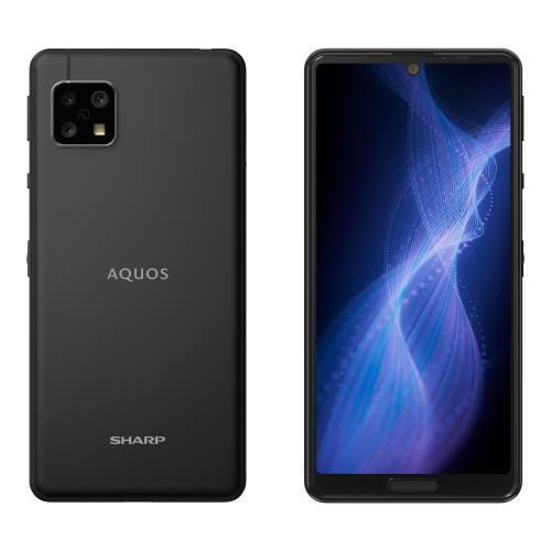 シャープ AQUOS オンラインショップ sense 5G SH-M17 B SIMフリー 4GB 64GB 安値 ブラック 5.8型