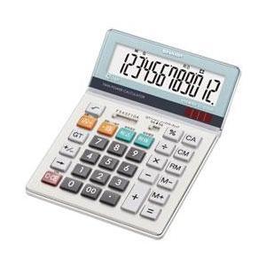 シャープ 推奨 EL-S752K-X 12桁 卓上電卓 早割クーポン