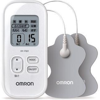 オムロン HV-F021-W(ホワイト) 全身用 低周波治療器