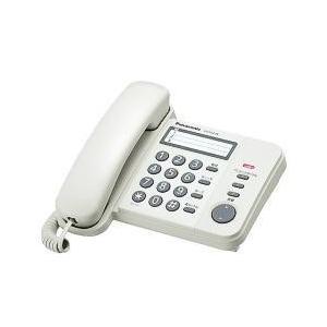パナソニック VE-F04-W ホワイト 子機なし 最安値 新作入荷 電話機