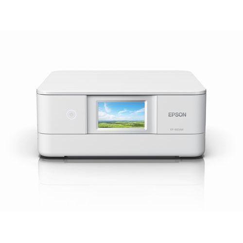 エプソン Colorio カラリオ EP-883AW 公式通販 ホワイト WiFi インクジェット複合機 A4 USB プレゼント