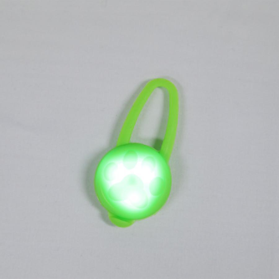 犬 散歩 ライト シリコン LED お散歩ライト 7色 犬 夜間 安心 安全 補助 グッズ 小型犬 中型犬 大型犬 首輪 ハーネス 等に|best-friends|08
