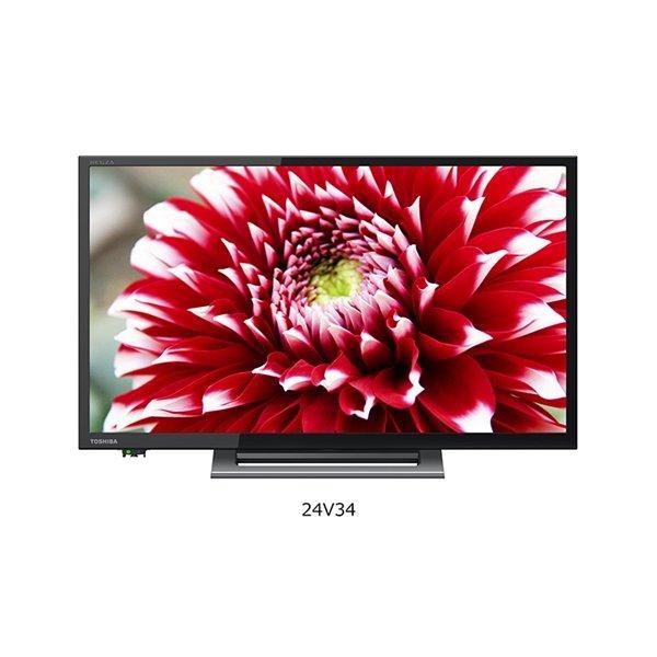 液晶テレビ 東芝 24インチ  液晶 テレビ 24V34 ハイビジョン液晶テレビ レグザ 24V型 best-tecc