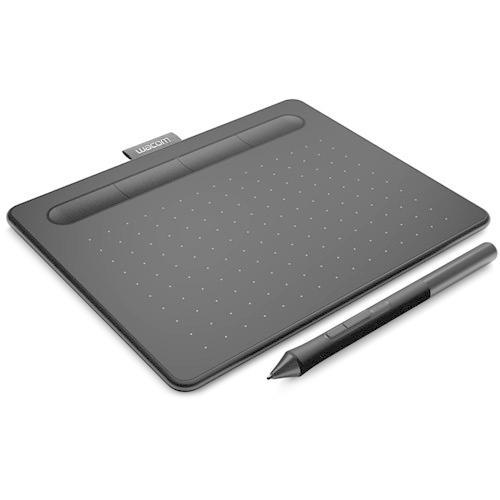 ワコム CTL-4100/K0 ペンタブレット「Wacom Intuos Small」 ベーシック ブラック|best-tecc