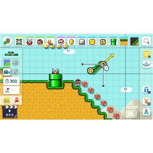 スーパーマリオメーカー 2 通常版 Nintendo Switch HAC-P-BAAQA best-tecc 04
