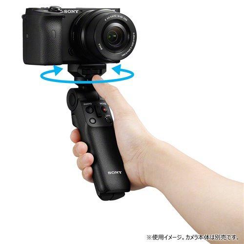 シューティンググリップ ソニー リモートコマンダー ワイヤレス カメラ SONY GP-VPT2BT ワイヤレスリモートコマンダー機能付シューティンググリップ|best-tecc|06