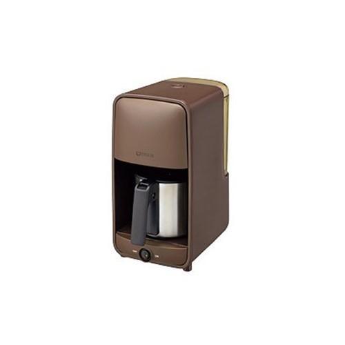 タイガー ADC-A060TD コーヒーメーカー 0.81L ダークブラウン best-tecc