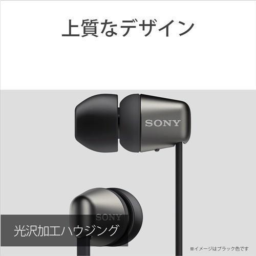 ソニー WI-C310 WC ワイヤレスステレオヘッドセット W|best-tecc|06