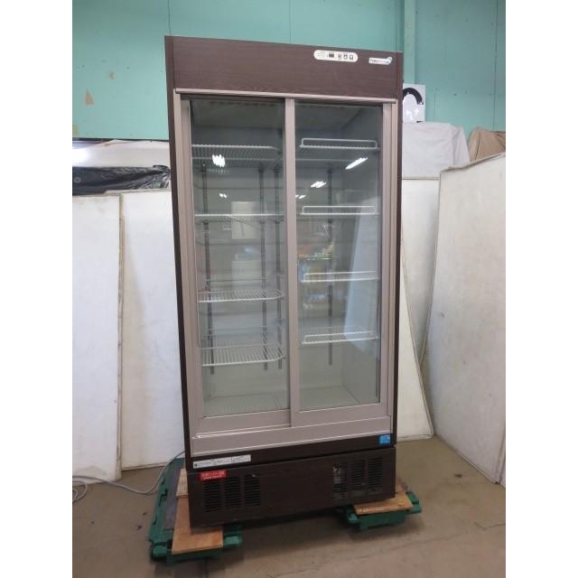 ▼フクシマ リーチイン冷蔵ショーケース MSS-30GMSR8[0409EH]7CE!-1