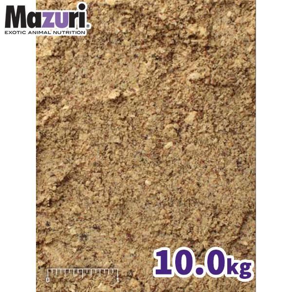 【代引き不可】食虫用アクアティックジェル L/S 業務用 10.0kg 5SV7 Mazuri(マズリ)