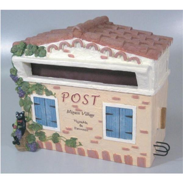 ポスト 郵便ポスト 郵便受け メールボックス 新聞受け セトクラフト ポスト ワイナリーハウス SCZ-1631