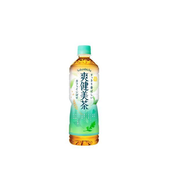 コカ コーラ社製品 爽健美茶 特別セール品 600mlPET ペットボトル 48本 2ケース SALE開催中