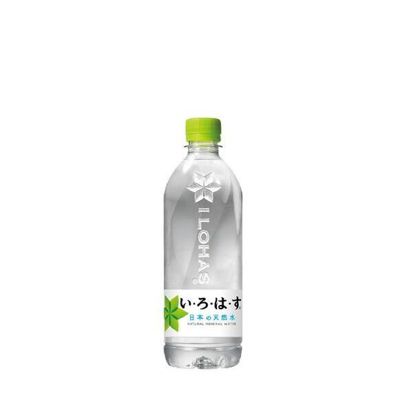 コカ コーラ社製品 い ろ は す 555mlPET 48本 市場 天然水 2ケース 激安特価品 ペットボトル いろはす