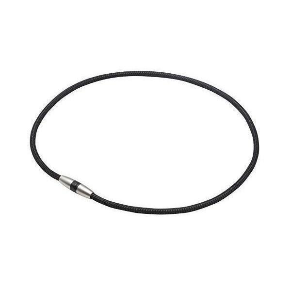 店内限界値引き中&セルフラッピング無料 ファイテン メタルブラック 50cm 未使用品 RAKUWA磁気チタンネックレス ネックレス phiten