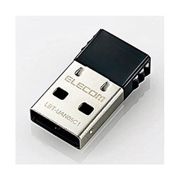 エレコム ディスカウント LBT-UAN05C1 Bluetooth マート Class1 USBアダプタ ELECOM