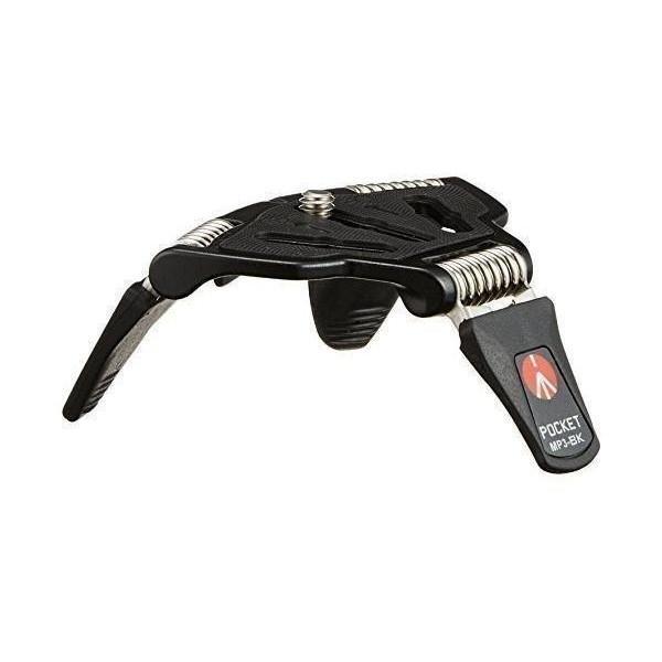 マンフロット MP3-BK ミニ三脚 POCKET ブラック ショップ L Manfrotto メーカー在庫限り品