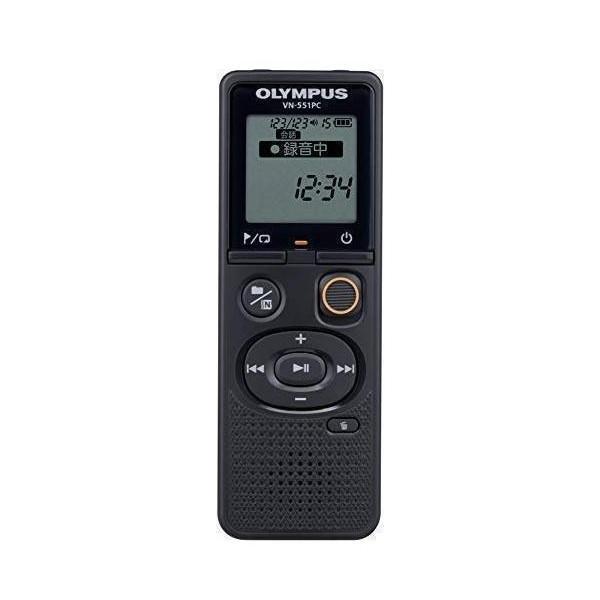 安心の定価販売 オリンパス VN-551PC BLK OLYMPUS Trek セール 登場から人気沸騰 Voice