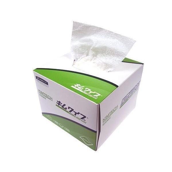 ファッション通販 日本製紙 キムワイプ S-200 ×4個セット 新作 200枚入り