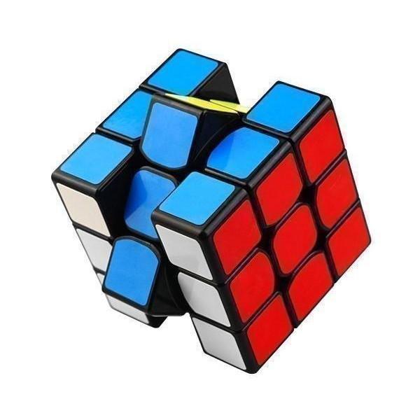 『1年保証』 価格交渉OK送料無料 2個セット ルービックキューブ 3×3 スピードキューブ パズルゲーム 競技用 教育玩具 パズル 脳トレ ゲーム 立体