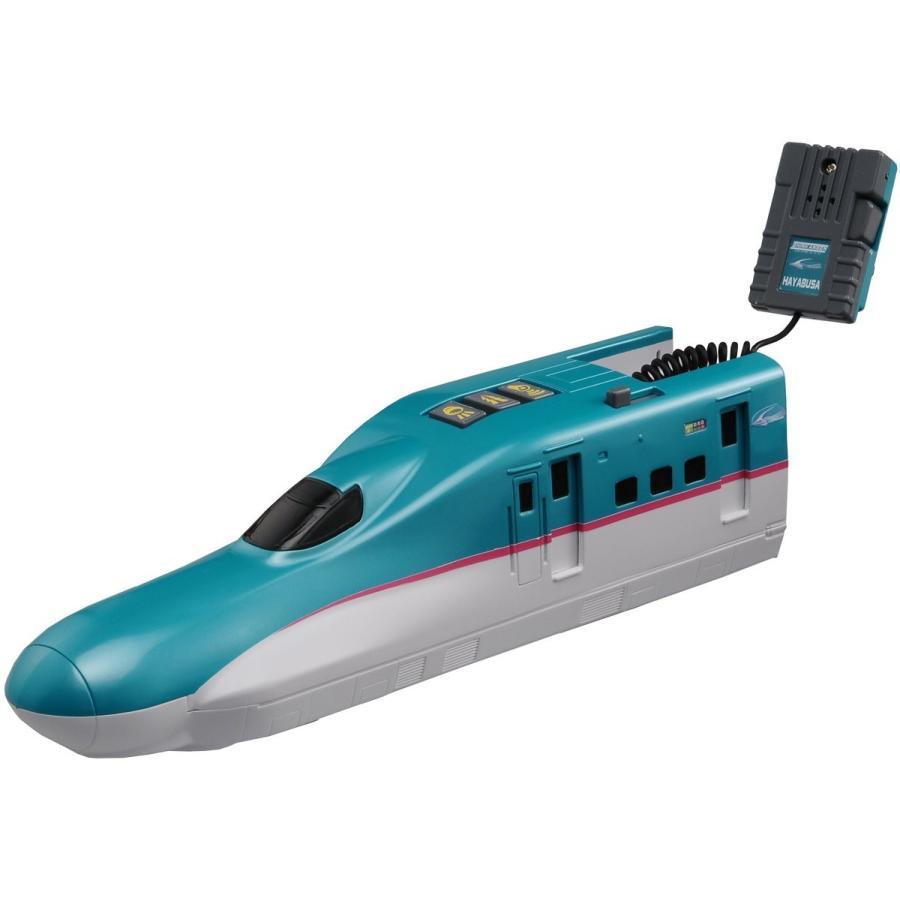 プラレール マイクであそぼう!ビッグプラレール BS-01 E5系新幹線「はやぶさ」